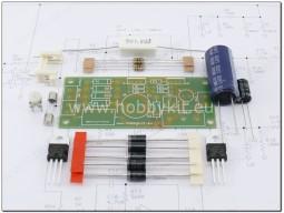 Захранващ блок 12V/3A със заряд на акумулатор